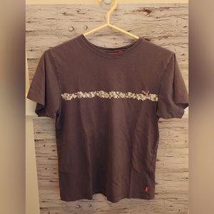 Dark Gray Small Women's Puma Tee Shirt